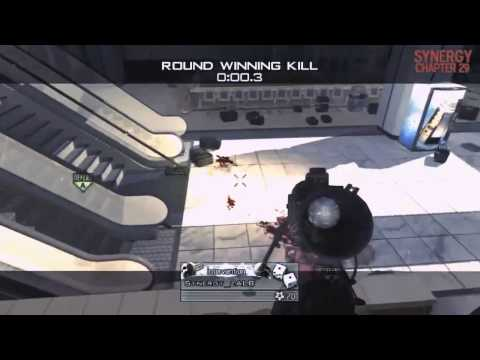 FaZe Vs. Synergy -TrickShot Montage. [MustWatch!]