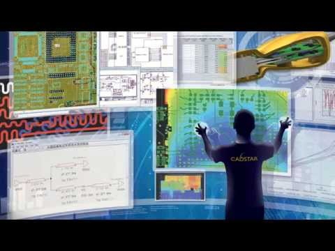 CADSTAR 15 - Expert desktop PCB design solution