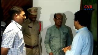 ప్రముఖ వ్యాపారి జీపీ రెడ్డి ఇంటిపై సోదాలు| Hyderabad Police conduct raids in GP reddy home|CVR News - CVRNEWSOFFICIAL