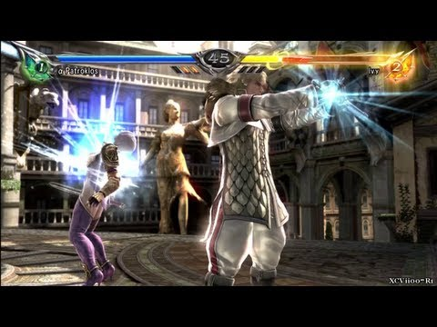 Soul Calibur 5 - Story Mode - Episode 14