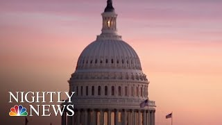 Blame game intensifies on second day of government shutdown | NBC Nightly News - NBCNEWS