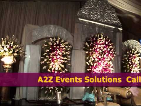 a2z Event's Best weddings Setups & Styles,Pakistani Thematic Mehndi,Barat,Walima Setups