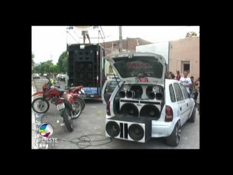 Paredão de Som - Carnaval   2010 -  Apodi - RN - 16.02  - TV OESTE
