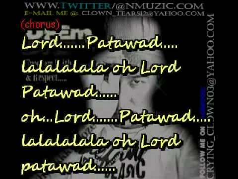 LORD PATAWAD by:DjEm feat. Joemar with LYRICS