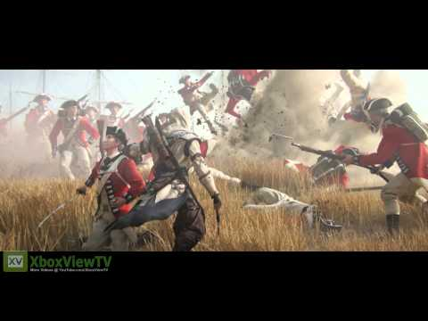 ASSASSIN'S CREED III - E3 2012 Trailer | FULL HD