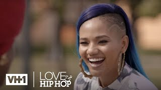 Steph Lecor Shocks Amara La Negra 'Sneak Peek' | Love & Hip Hop: Miami - VH1