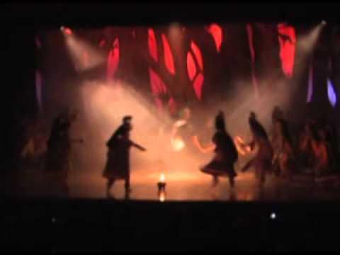 Mundo Maya, Danza prehispanica.mp4