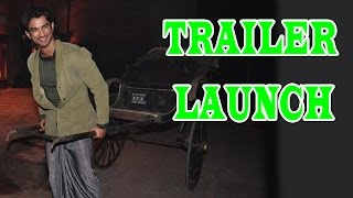 Sushant Singh Rajput at the trailer launch of 'Detective Byomkesh Bakshy' | EXCLUSIVE