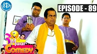 COMEDY THEENMAAR - Telugu Best Comedy Scenes - Episode 89 - IDREAMMOVIES