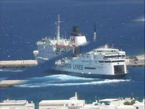 Ferries of Greece