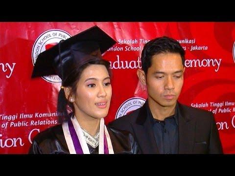 Alyssa Soebandono Raih Gelar Master di Usia Muda - Intens 14 Desember 2013