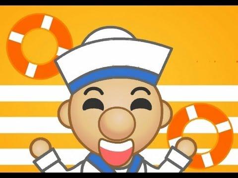 Muffin Songs – A Sailor Went To Sea  İngilizce Tekerlemeler ve İngilizce Çocuk Şarkılar