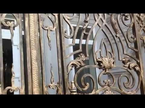 5 mẫu cổng sắt biệt thự đẹp nhất HCM