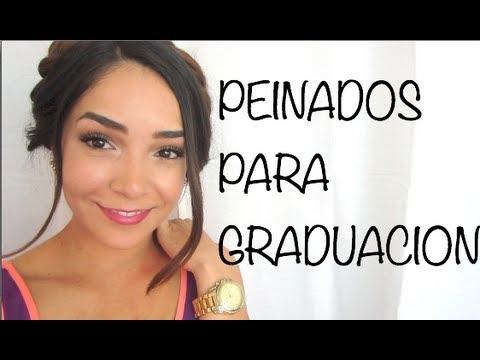 PEINADOS PARA GRADUACION! (sencillos)