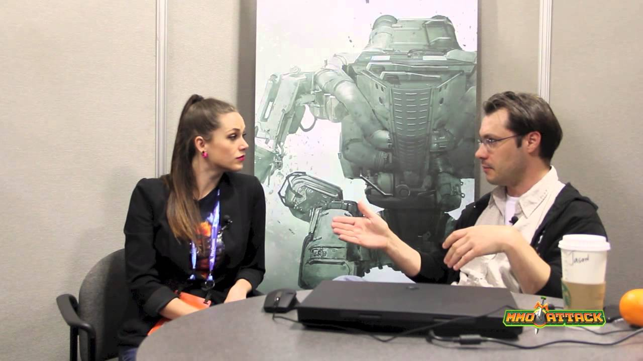 HAWKEN Interview - GDC 2013