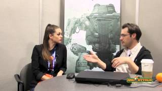 HAWKEN Interview | GDC 2013