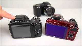 Обзор фотоаппарата Nikon L810 и L310. Выбрать и купить цифровой фотоаппарат Никон L810 или L310