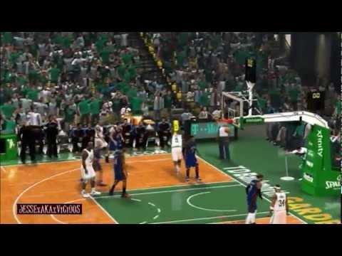 NBA 2k12 Official Trailer & Gameplay (HD) -eKfCUo9ADR8