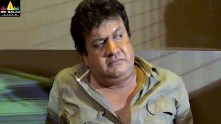 Badmash Pottey | Gullu Dada Comedy in Police Station | Latest Hyderabadi Movie Comedy - SRIBALAJIMOVIES
