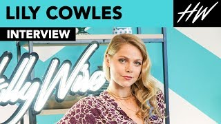 Roswell: New Mexico's Lily Cowles Reveals Her Alter Egos & Craziest Moment On Set!! | Hollywire - HOLLYWIRETV