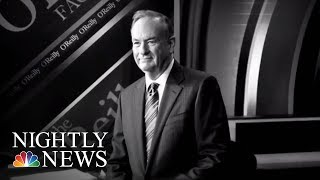 Bill O'Reilly Defends Himself After New York Times Report   NBC Nightly News - NBCNEWS