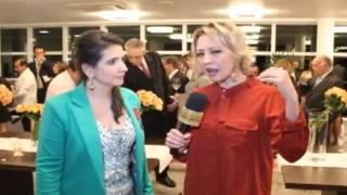 Outorga da Medalha Braz Cubas a Dra. Rose Marques | Studio Leticia