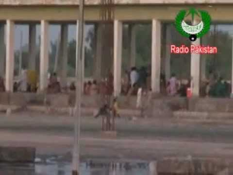 Sindh Flood - Flood Victims In Matiari, Sindh (Report) 2011.flv