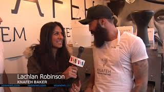 Middle Eastern Food and Block Party a Hit in Washington - VOAVIDEO