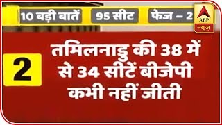 Second Phase of Lok Sabha Elections 2019: Full Coverage of 7 am - ABPNEWSTV