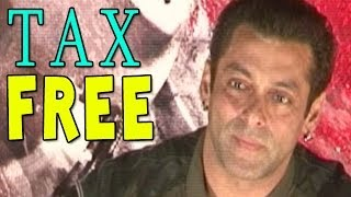 Jai Ho | Salman Khan's movie Tax free in Gujarat