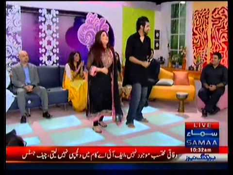 Maya Khan's Morality Dance lessons for youths Exposed