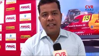 F1H2o Powerboat Racing Arrangements In Vijayawada | Krishna River | CVR News - CVRNEWSOFFICIAL