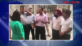 video : डीसी और सीपी ने मतगणना केंद्र और स्ट्रांग रूम का लिया जायजा