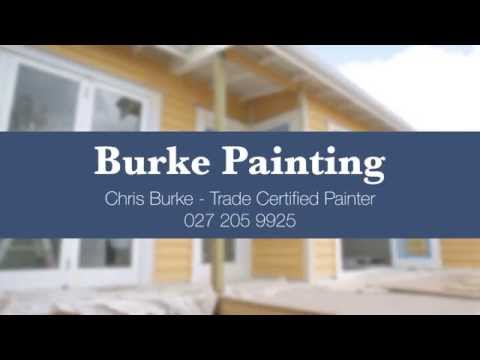 Burke Painting - Auckland