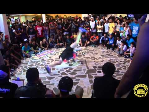 Alejandro vs Fresky Semifinal Power Moves Beyond the Border 2013