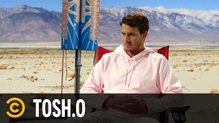 CeWEBrity Profile - Flat Earth Rocket Man - Tosh.0 - COMEDYCENTRAL