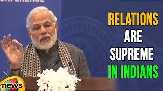 Bonds of humanity are supreme In Indians, Says Modi, PIO Parliamentary Conference |  Mango News - MANGONEWS