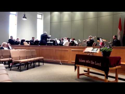 Oakville and Burlington Salvation Army Bands - Prelude 3of5
