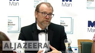 US author George Saunders bags Man Booker Prize - ALJAZEERAENGLISH