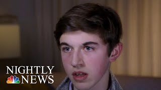 Exclusive: Teen At Center Of Protest: He Was Not Disrespectful To Native American | NBC Nightly News - NBCNEWS