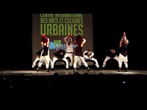 HIP HOP INTERNATIONAL FRANCE 2013 So United Crew Winner (Adult)