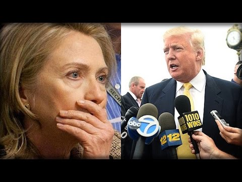 BREAKING: LAST NIGHT TRUMP DROPPED THE BIGGEST BOMBSHELL IN US ELECTION HISTORY ON HILLARY!