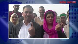 video :  हिमाचल चुनाव : कांग्रेस कमेटी के अध्यक्ष सुखविंदर सिंह सुक्खू ने डाला वोट