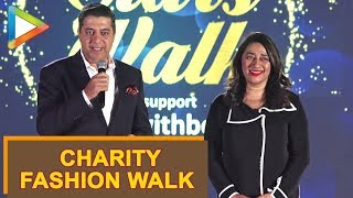 CHECK OUT: Anu Ranjan hosts BE WITH BETI charity fashion walk with TV celebrities 01 - HUNGAMA