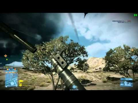 Battlefield 3 - Accidental Win #3