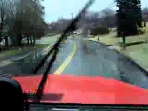 Fire Tanker Responding to Accident Scene - from Two The Rescue, LLC