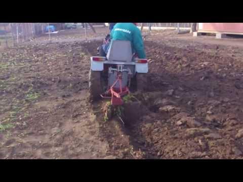 Malotraktor orba