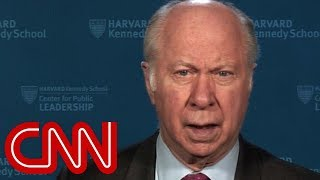 David Gergen: There's no border emergency, it's a fake - CNN
