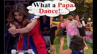 Abhishek Bachchan caught dancing at daughter Aradhya's birthday | Shilpa Shetty shares video - NEWSXLIVE