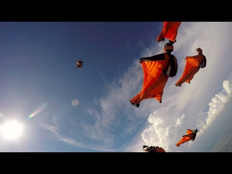 Wingsuit Skydive Training Boituva - PROJECT BASE SKY